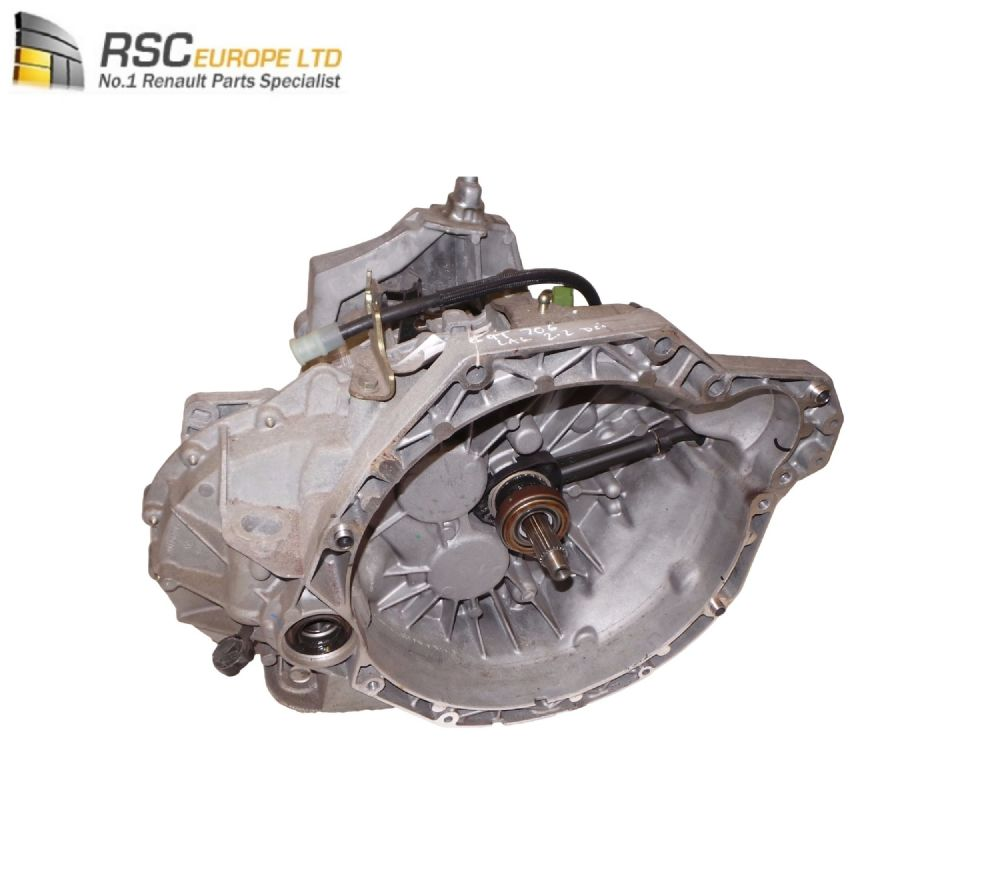 Reconditioned 1.9 dci PK6 and PK5 Gearboxes - Renault Trafic Vivaro Primastar